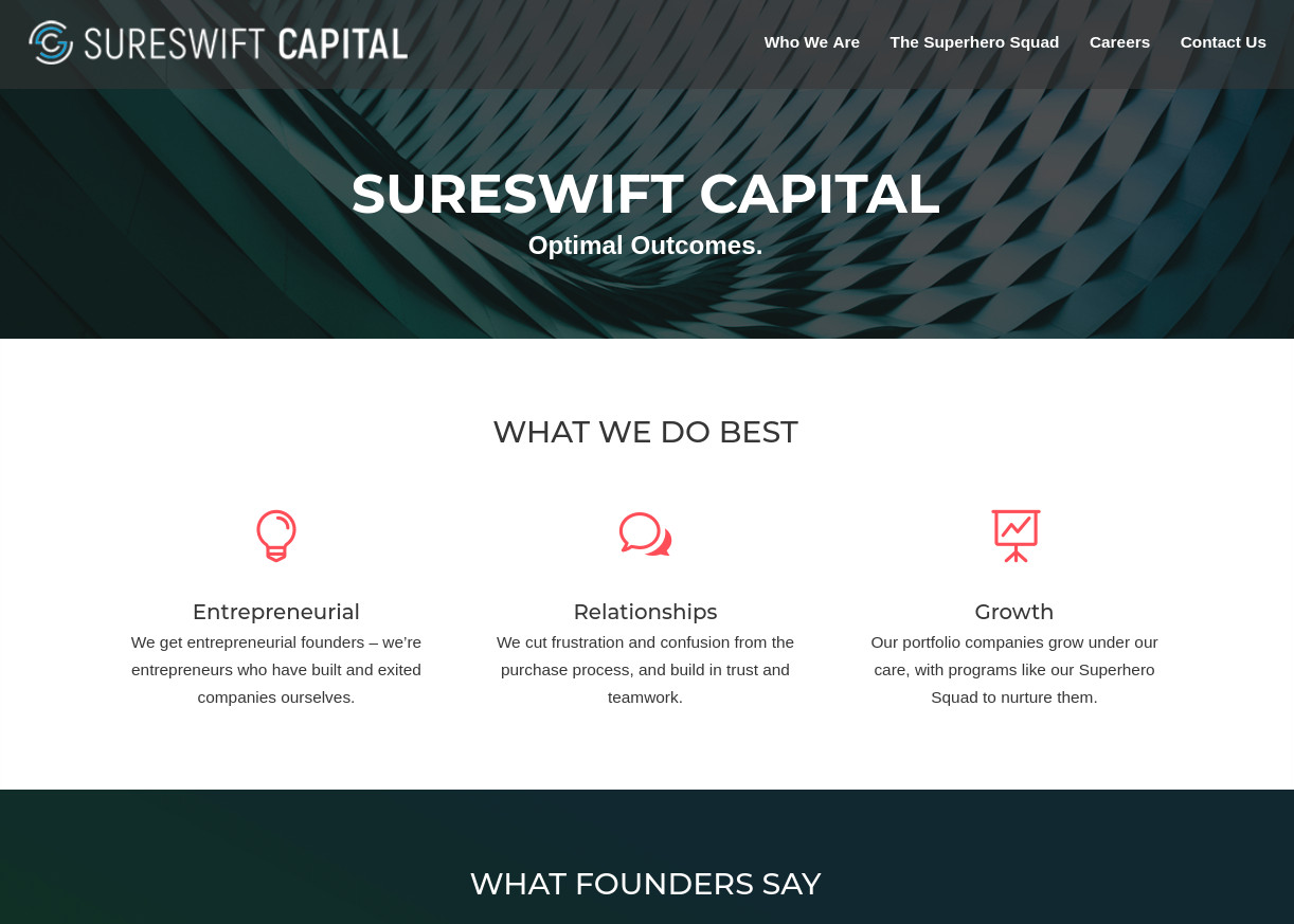 Sureswift Capital