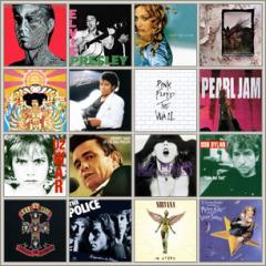 Brian Danchilla Rolling Stone Top Albums List