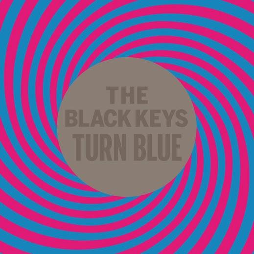 black keys turn blue